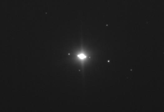 Observation De Saturne Le 2010 04 17 Par Raphael Melior